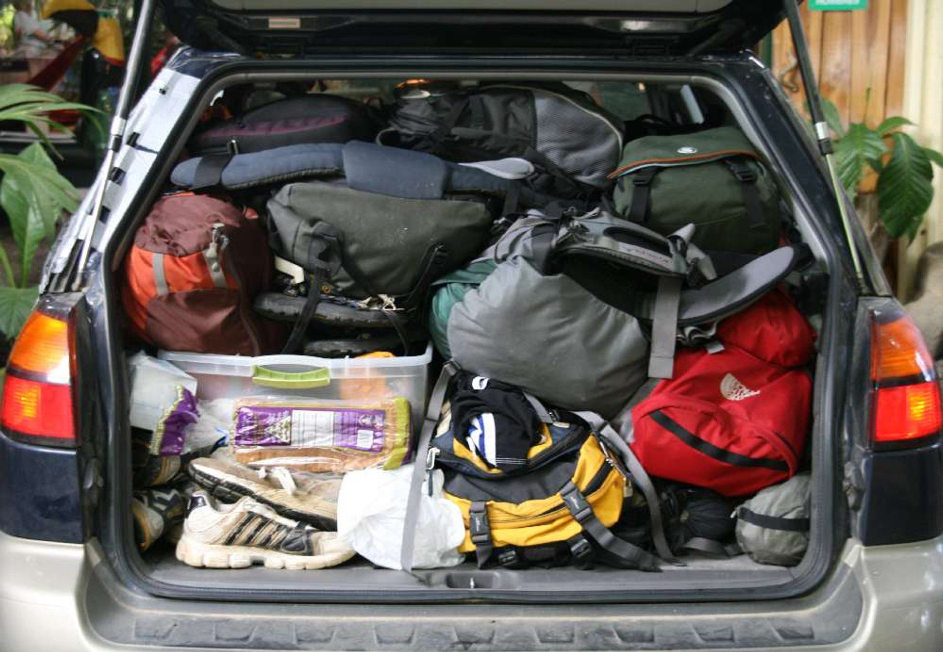 Moving day waits for many young adults…..