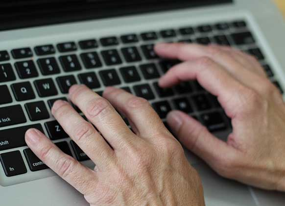 New data revealed: 25 to 34- year- olds make the most typing errors