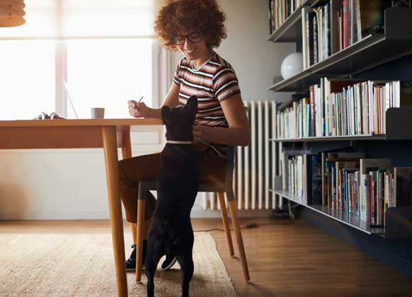 Making work – either in the office or at home – your happy place