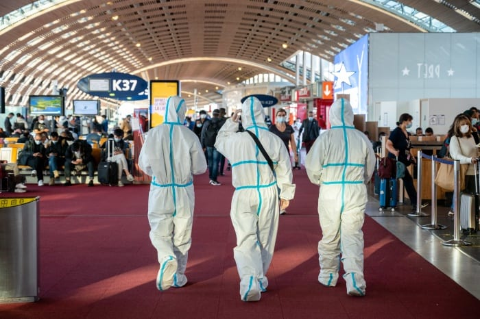 Charles de Gaulle airport abandons plan for new Terminal 4
