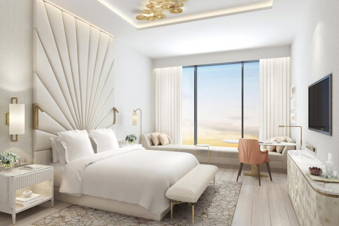 The St. Regis Dubai, the Palm to open next month
