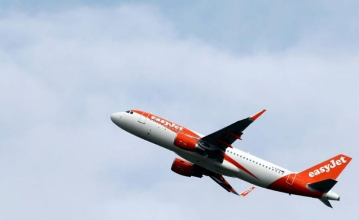 easyJet reports huge loss but looks forward to brighter summer