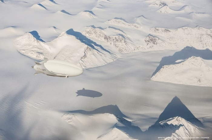OceanSky to launch North Pole trips in 2024