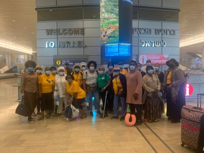 Israel welcomes first post-Covid-19 tour group