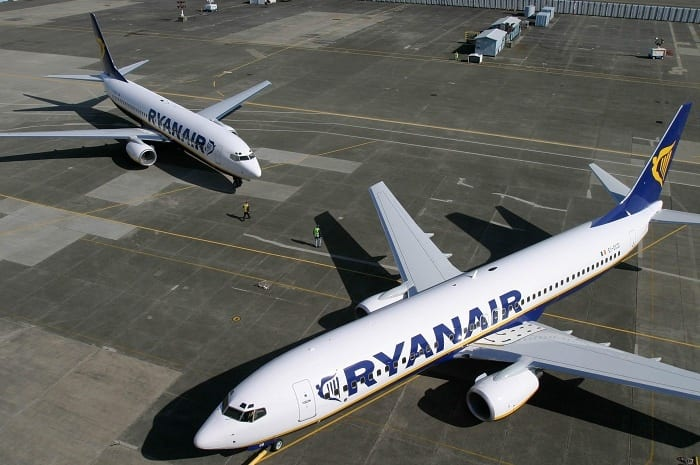 Ryanair joins chorus of anger following border changes