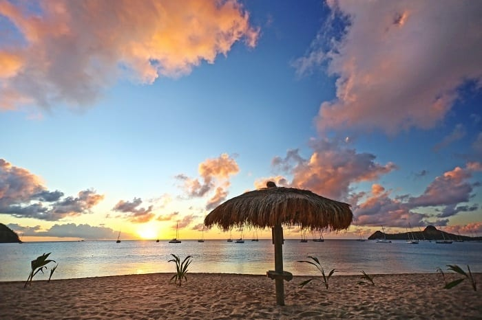 Saint Lucia loosens restrictions for vaccinated travellers