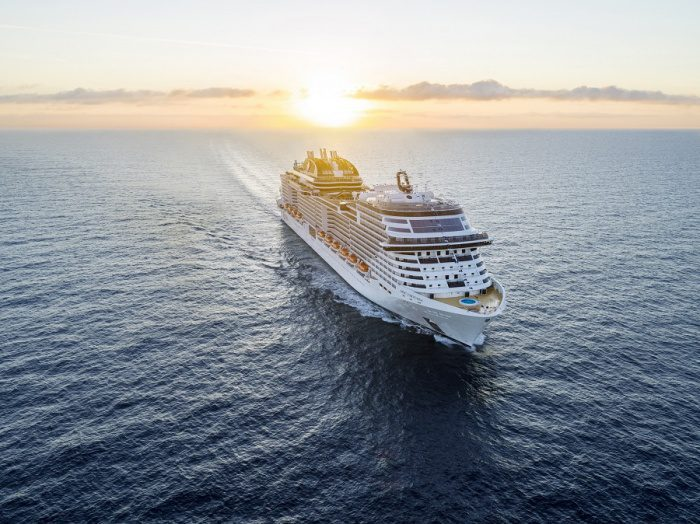 MSC Virtuosa to be christened in Dubai later this year