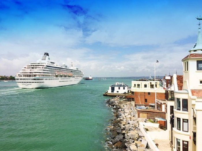 Shapps confirms reopening of international cruise sector