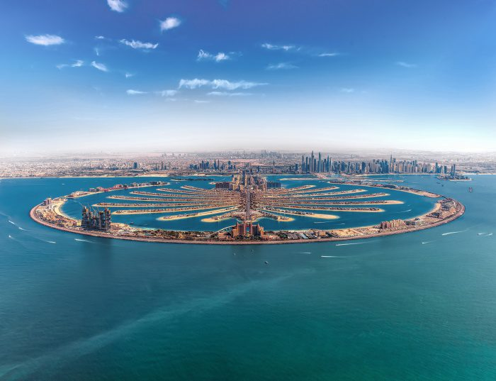 Jet skis banned from waters around Palm Jumeriah