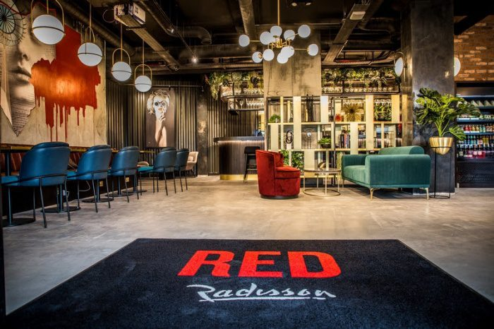 Radisson Red London Greenwich the O2 welcomes first guests