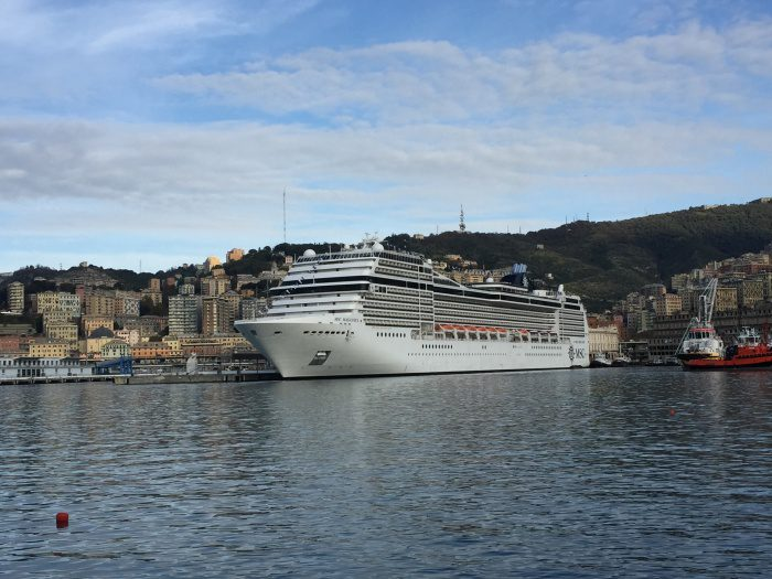 MSC Cruises to sail northern Europe this winter
