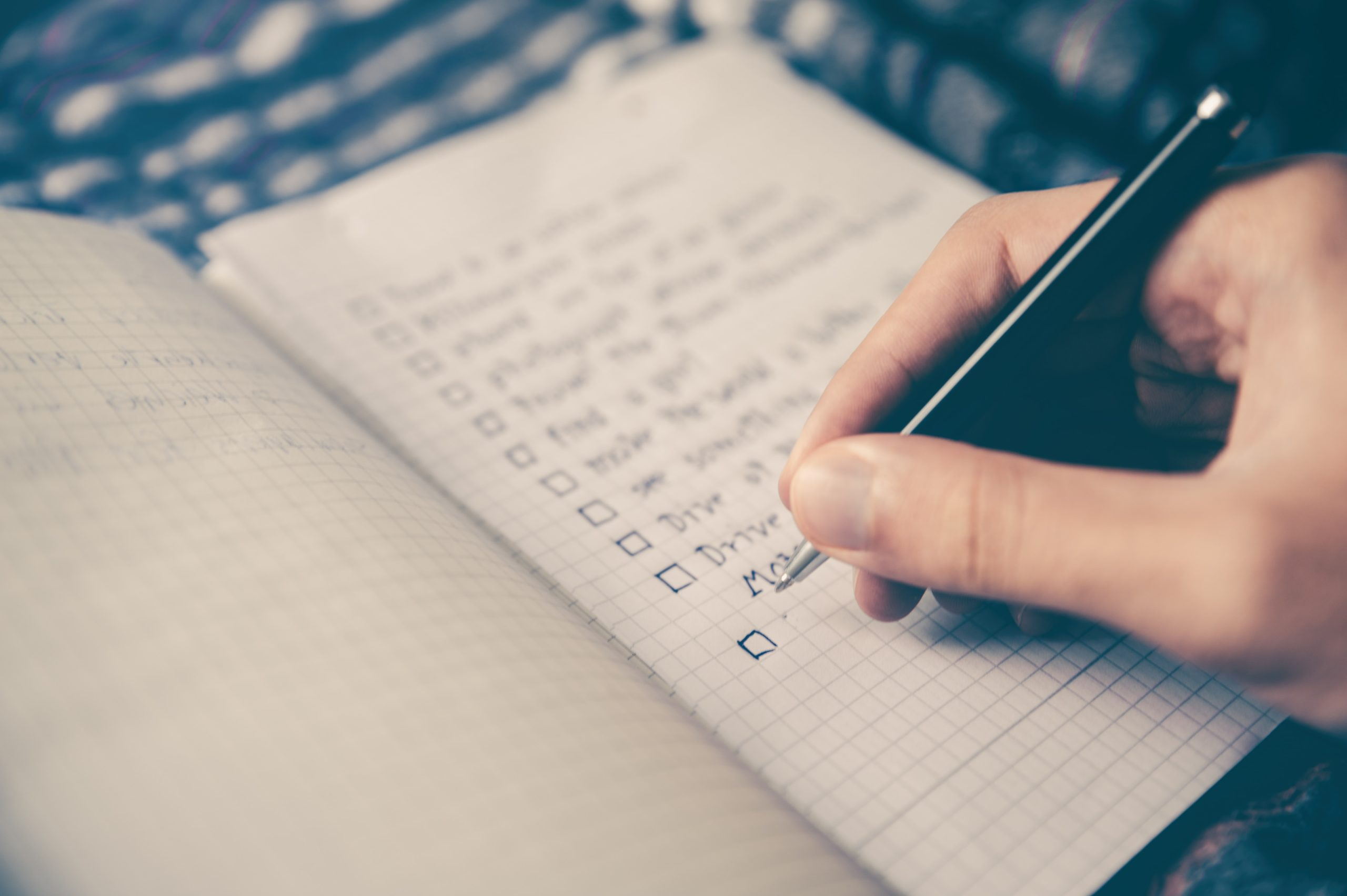CV checklist – what to look for when screening applications
