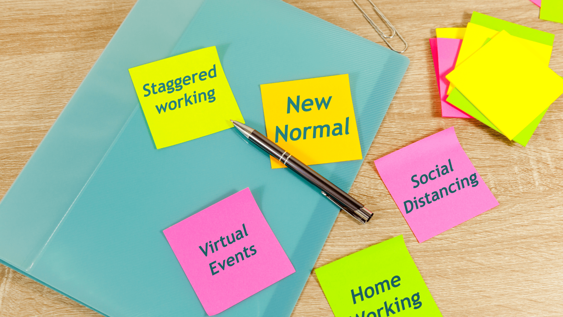 A New Normal… What will HR professionals need to do to support a business in 2021?