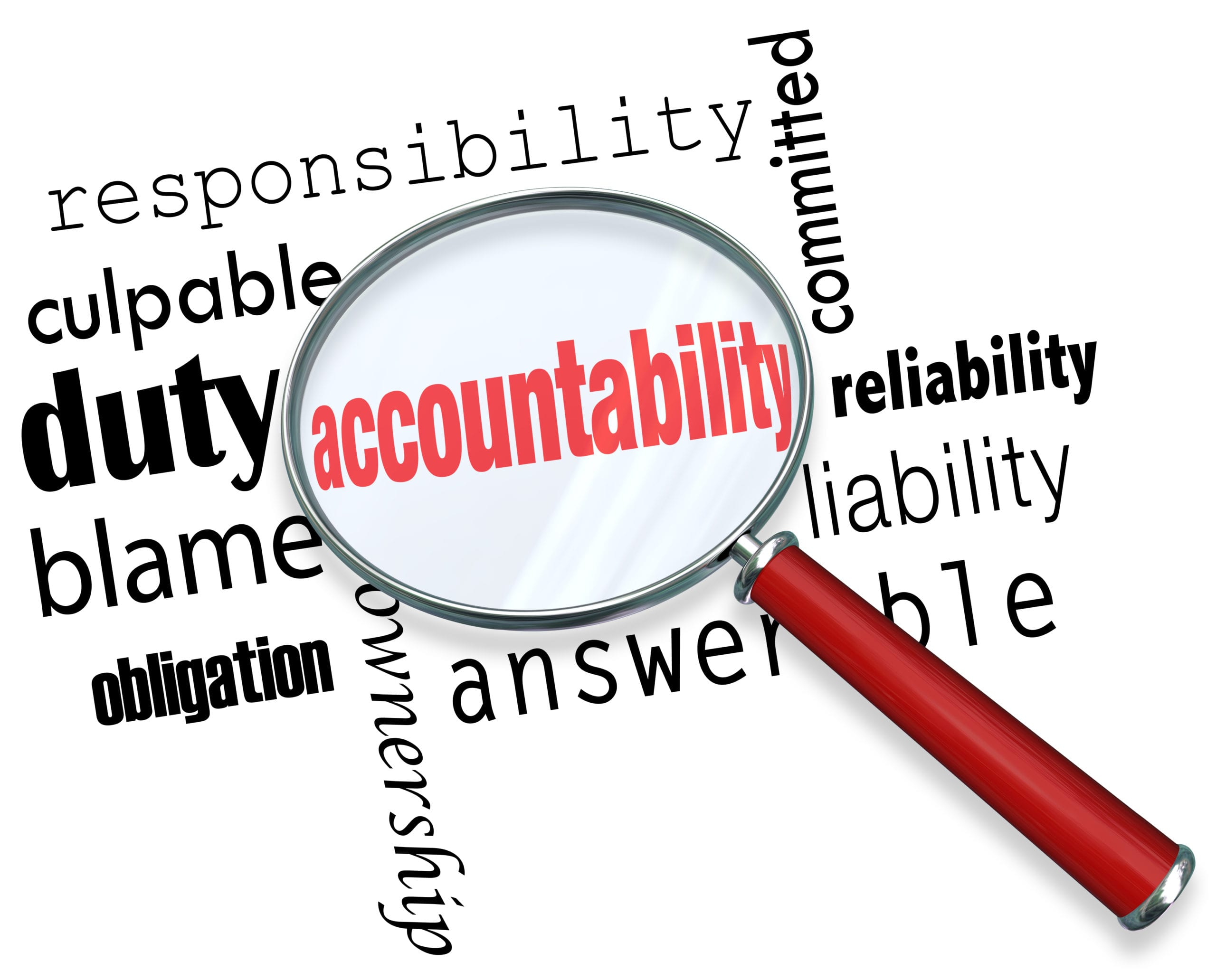 Accountability in the workplace – a lost cause or a real opportunity?