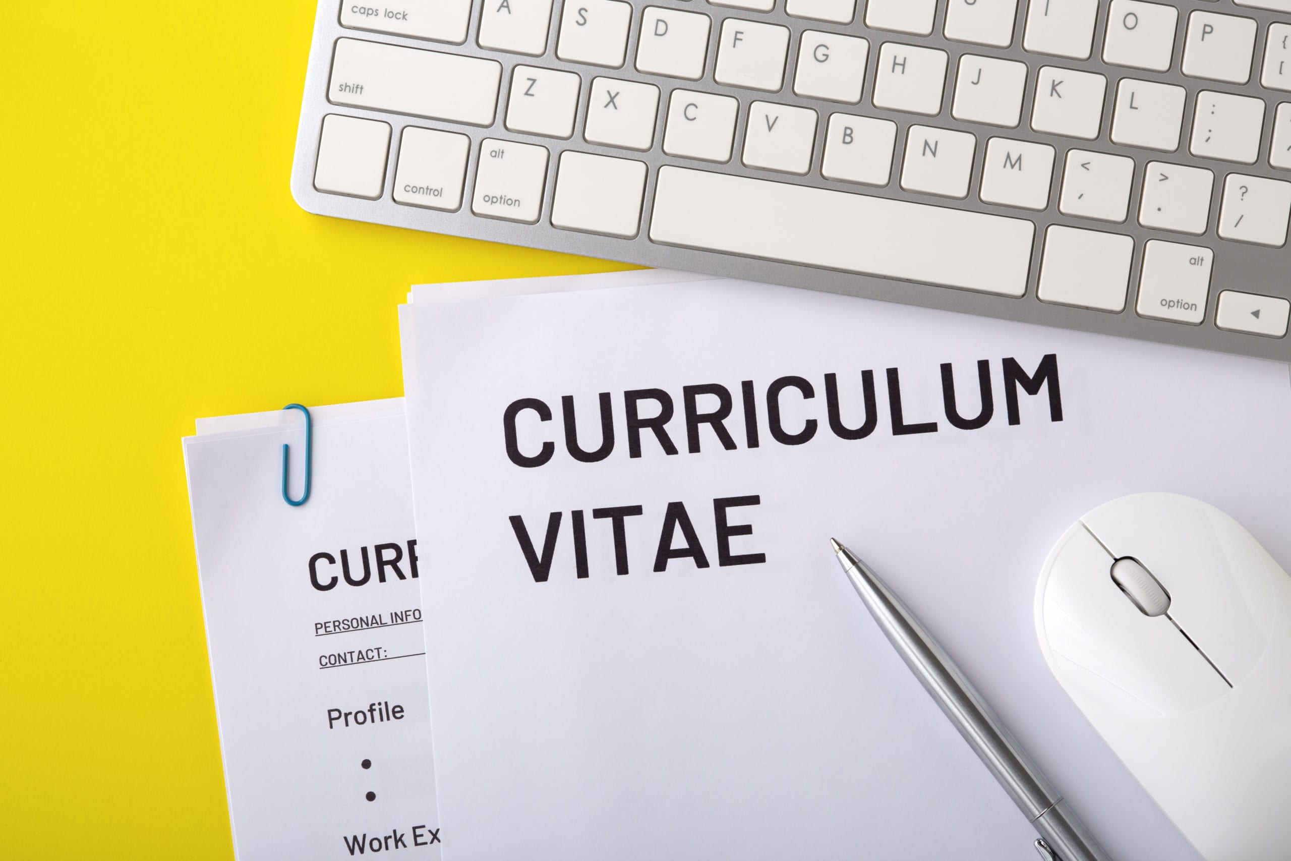 Eliminating the age factor on your CV