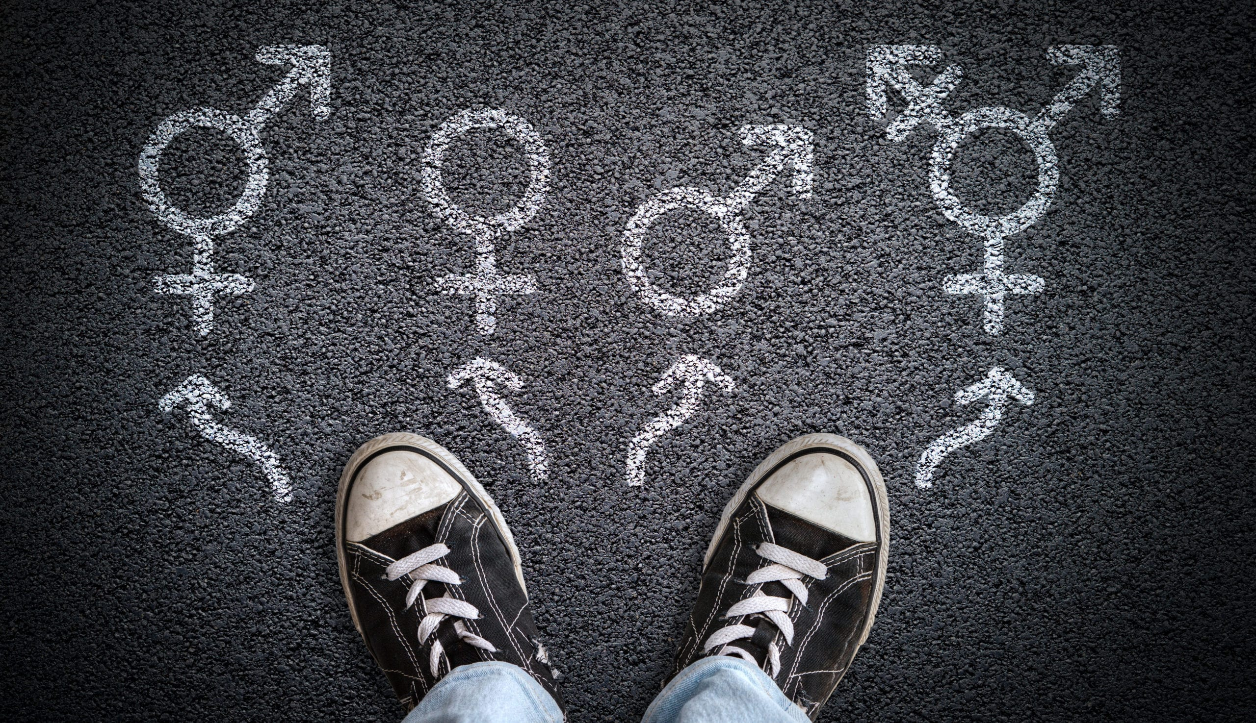 How can employers support staff with gender dysphoria?