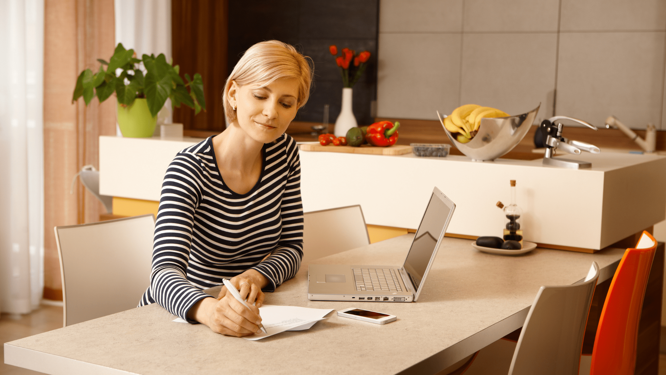 How you adapt to working from home will in many ways depend on your colour preferences