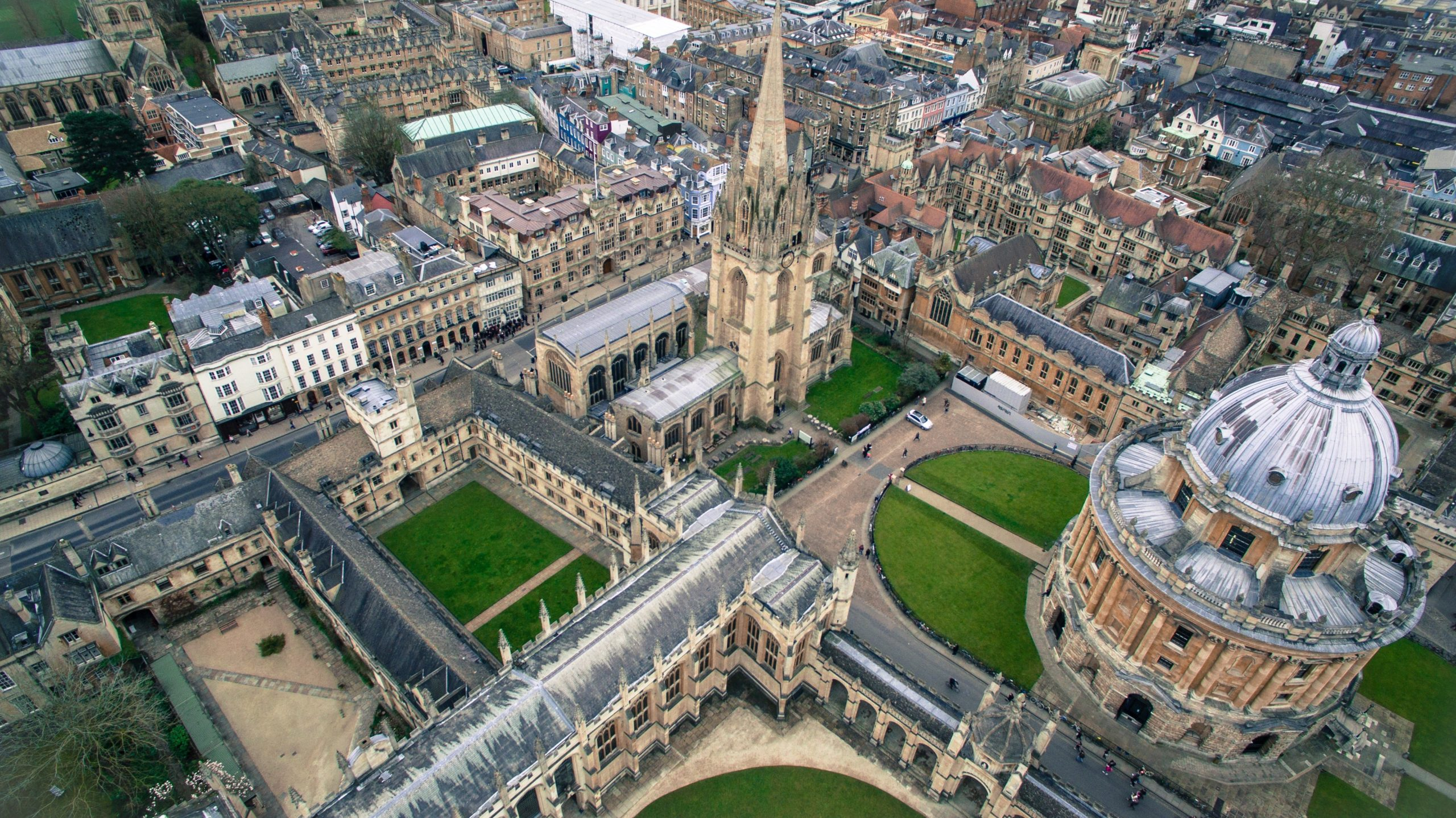 Revealed – Quality of life in Oxford according to region's workers